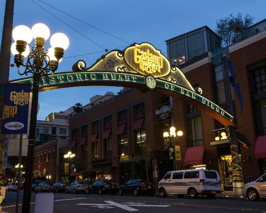 San Diego - The Gaslamp Quarter
