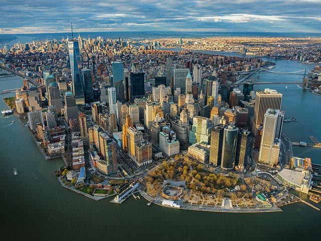 New York - Aerial view