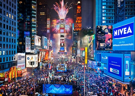 New York - Capodanno a Times Square