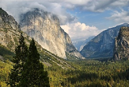 California - Yosemite Valley