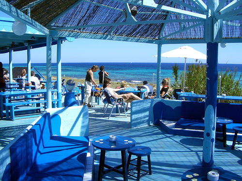 Formentera - Il Blue Bar
